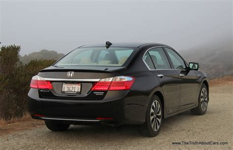 2014 Honda Accord Review by 2014 Honda Accord Hybrid Infotainment 002 The