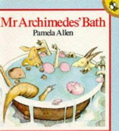 mr archimedes bath picture 1000 images about science gr 2 topic b buoyancy and boats on sinks water