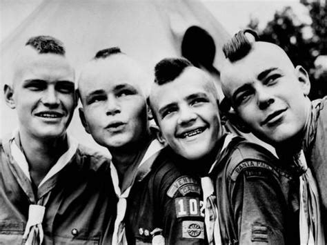 pics of boy scouts haircuts california boy scouts with mohawk haircuts photo at