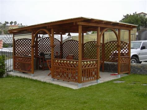 giardino con gazebo gazebo da giardino in legno gazebo migliori gazebo in