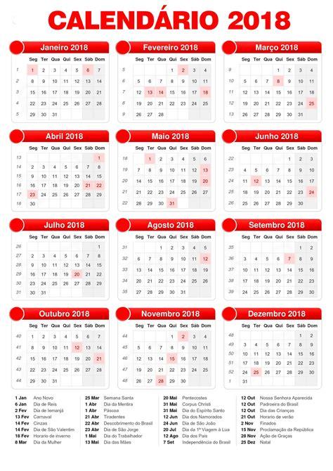 calend 225 2018 feriados calend 225 2018
