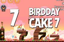 angry birds birdday 18 8 walkthrough 3 birthday angry birds birdday 3 walkthrough