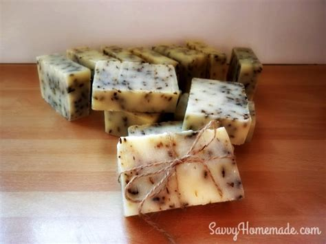 Soap Handmade Recipes - how to make soap using cold process