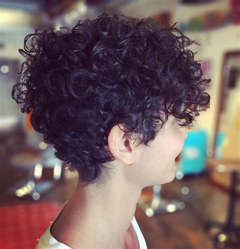 helix cut with pixie helix cut with pixie stylish short wavy hairstyles for