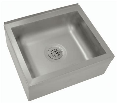 stainless steel mop sink 24x24 mop sinks and accessories commercial restaurant industrial