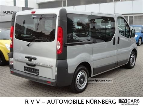 opel vivaro 2007 2007 opel vivaro photos informations articles