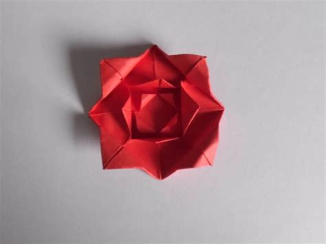 easy origami roses for an easy origami