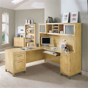 office suite furniture bush furniture 2 somerset ldesk home office suite