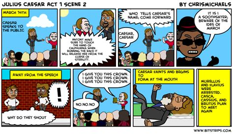theme of julius caesar act 2 scene 2 pin julius caesar cartoon on pinterest