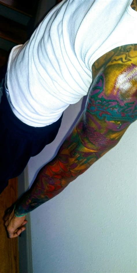 colored tattoos on dark skin 1000 ideas about skin on grey