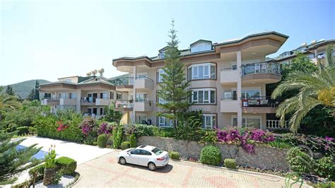 Garden Apartments For Sale Garden Duplex Apartment For Sale In Alanya With Amazing