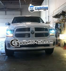 how to install hids in 2013 dodge ram with projector