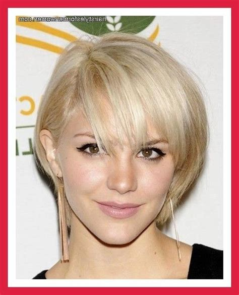 short hair small long thin face 2018 popular short hairstyles for long face and fine hair