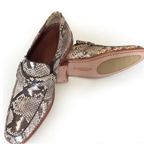 snake shoes shoes leather bags and shoes made of