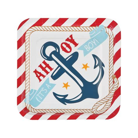 Baby Shower Sailor by Nautical Theme Baby Shower Decorations Ideas Unique
