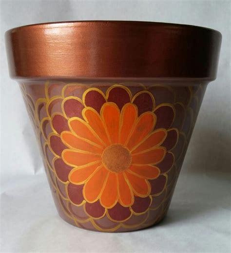 Flower Pots 25 Best Ideas About Painted Flower Pots On