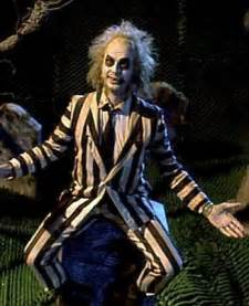The writer of beetlejuice 2 shares his recipe which includes some