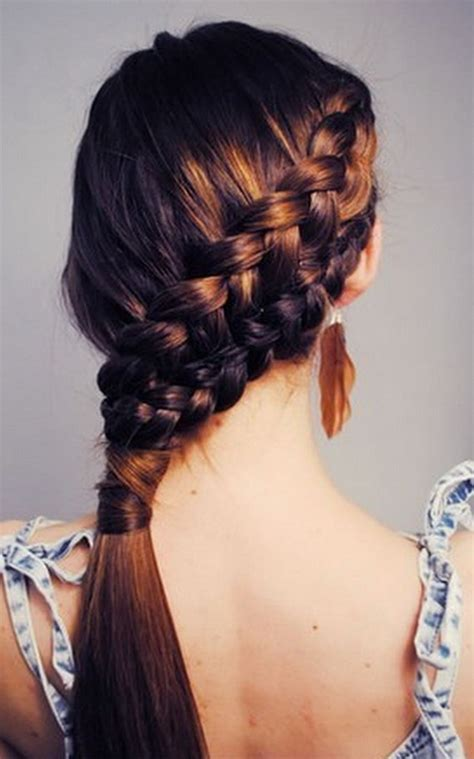 Cool Hairstyles For For School by Back To School Cool Hairstyles 2014 For Family