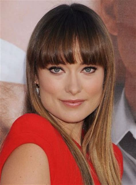 hairstyles for short hair olivia grace olivia wilde bangs newhairstylesformen2014 com