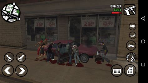download game android zombie mod gta san andreas zombie mod for android v1 2 mod