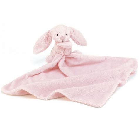 Jelly Bunny 33 jelly cat bashful pink bunny soother