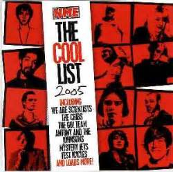 Rays How Cool Is That Compilation Cd by Nme The Cool List 2005