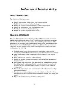 Technical Writing Paper Pin Technical Writing Examples On Pinterest