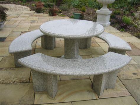 garden benches granite table granite furniture