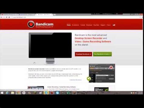 bandicam full version 2015 how to get bandicam full version for free june 2015 youtube