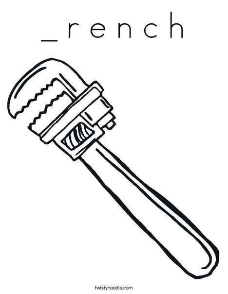 H R Block Coloring Pages by R E N C H Coloring Page Twisty Noodle