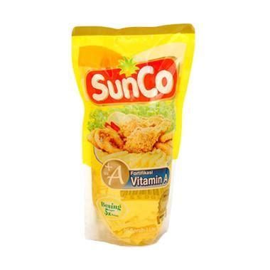 Minyak Goreng Sunco Di Alfamart jual sunco minyak goreng pouch 1000 ml harga