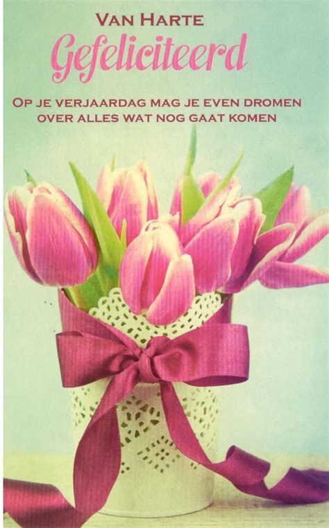 bloemen verjaardag gedicht verjaardag bloemen brocante verjaardag cheque