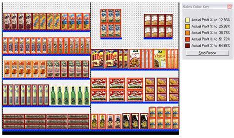 shelf logic planogram software