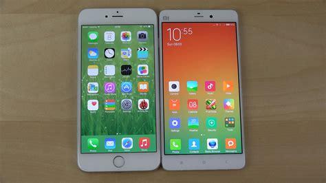 Hal 9000 Iphone 6 7 5 Xiaomi Redmi Note F1s Oppo S6 Vivo pilih mana xiaomi mi note pro atau iphone 6 plus baca ulasan spesifikasinya di sini