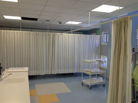 curtains for hospital rooms lekune curtain dividers for hospital rooms