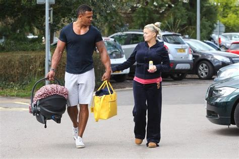 what to wear home from hospital after c section kerry katona and george take baby daughter home from the