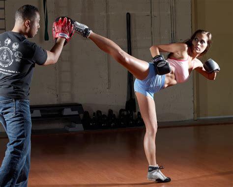 martial arts kristine a martial artist