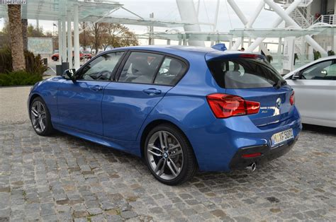 Bmw 1er F20 Estorilblau by Bmw 1er F20 Facelift Autos Post