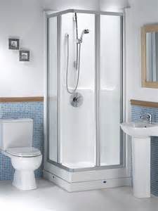 Shower Cubicles For Small Bathrooms Uk Shower Pods Douglas James Uk Seamless 800 Corner Shower