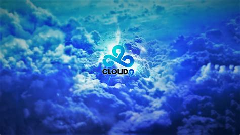 Cloud 9 C by C9 Cloud9 Blue Sky Clouds Wallpapers Hd Desktop And