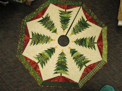christmas tree skirt kit