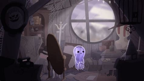 google images ghost halloween google doodle tells the story of jinx the
