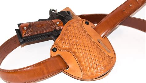 Rugged Holsters holster review simply rugged cuda iwb owb holster gun culture
