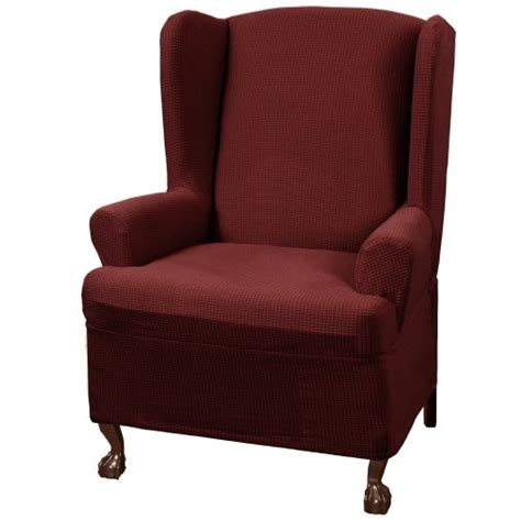 cheap slipcovers for chairs wing chair slipcovers august 2012 if finding the best