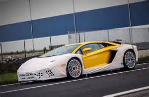 lamborghini aventador s previewed prototype spotted