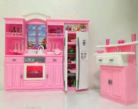 Barbie Kitchen Furniture by New Barbie Size Dollhouse Furniture Gloria Kitchen Play
