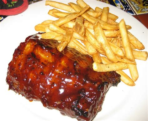 Calories In Half Rack Of Ribs by What 500 Calories Really Looks Like In Different Foods