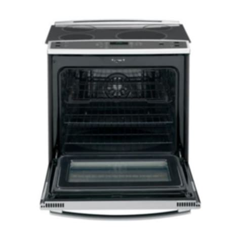ge profile range warming drawer temperature ge profile 30 quot slide in induction and convection