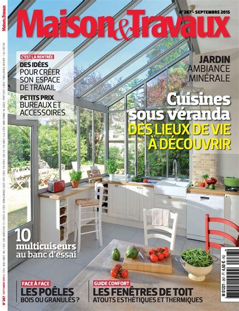 Magazine Maison Et Travaux 1641 by Maison Travaux Agence Glenn Medioni
