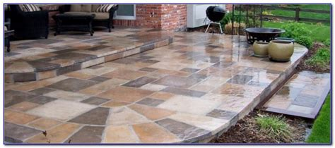 Laying A Circular Patio by Laying Patio Pavers In Florida Patios Home Decorating